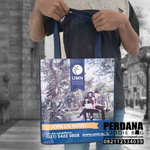 bahan tas printing kalep UMN Serpong By Perdana Q3831