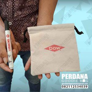 pouch serut blacu printing by Perdana id4200