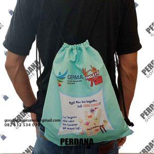 tas serut ransel printing taslan germas di mentawai sumatera barat id4237