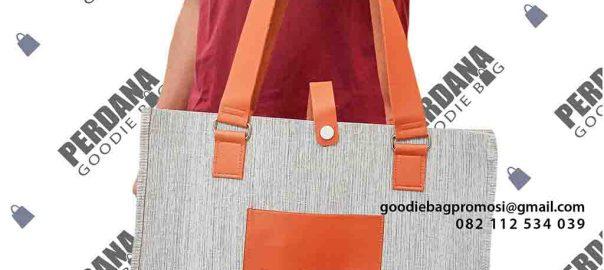 pesan tas wanita custom by Perdana Goodie Bag