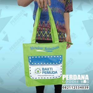souvenir tas furing warna hijau bakti pemuda rempoa by Perdana id3986
