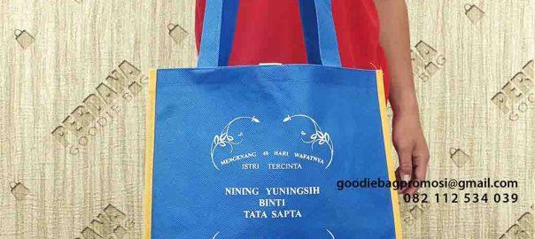 contoh goodie bag mengenang 40 hari di Tangerang by Perdana id4477