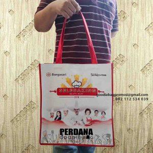 tas jinjing souvenir full printing bungasari Jakarta Selatan id4489