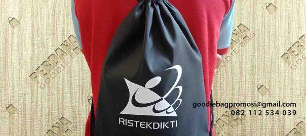 souvenir tas serut ransel anti air di Jakarta Barat id4494