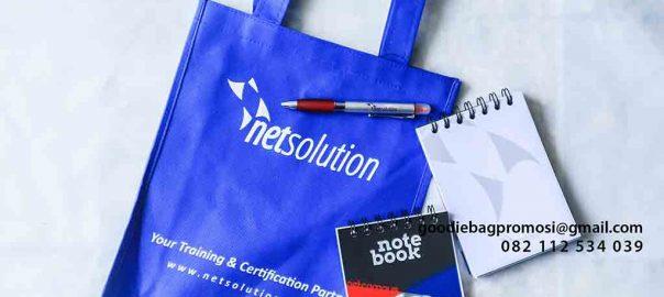 paket tas seminar kit custom Perdana Goodie Bag