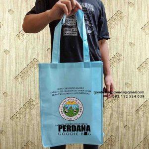 jual tas seminar murah warna biru sablon jinjing di maluku id5027