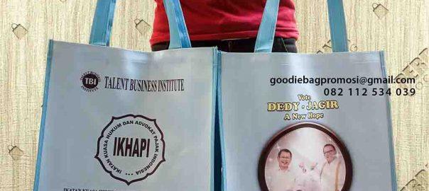 contoh goodie bag promosi printing di Sudirman by Perdana id5123