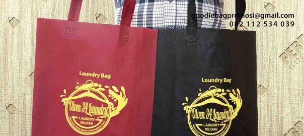 jual tas laundry murah model jinjing di kalimantan by Perdana id5239