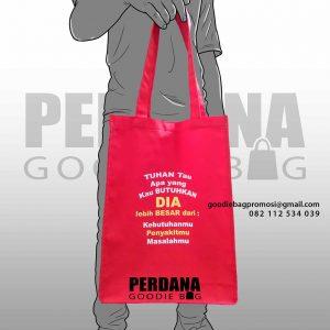 contoh tas goodie bag gereja di maluku by Perdana id5590