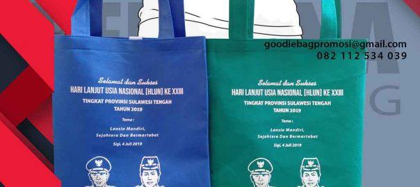 jual tas bahan spunbond untuk selamatan di Palu by Perdana id5659