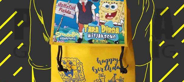 goodie bag karakter untuk ultah anak custom di Perdana Goodie Bag id5845