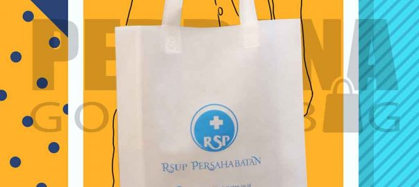 souvenir tas spunbond murah model press by Perdana id5847