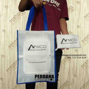 model tas lipat serbaguna bahan ramah lingkungan by Perdana id6184