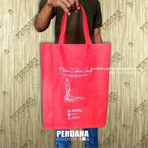 buat tas promosi murah model jinjing by Perdana id6525