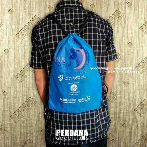 souvenir unik serut ransel bahan anti air by Perdana id6451