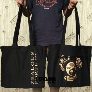 Custom Goodie Bag Bahan Kanvas Klien di Kelapa Gading Jakarta id7130P