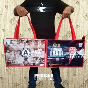Tas Goodie Bag Printing Perumahan DPR RI Kalibata Pancoran ID8187P