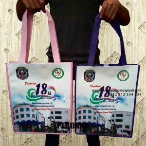 Cetak Goodie Bag Desain Printing Kirim Gunung Sari Bontang Utara Kalimantan Id7655P
