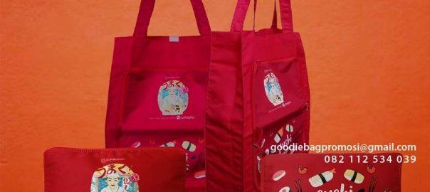 Cetak Goodie Bag Lipat Desain Printing Ruko Sentra Menteng Bintaro Sektor 7 Pondok Aren ID7197