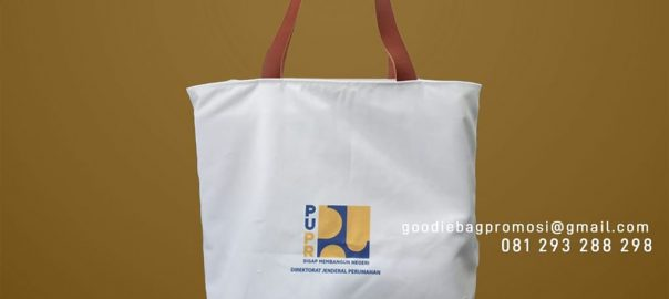 Jual Tas Kanvas Desain Printing Pattimura Selong Kebayoran Baru Jakarta Id8696P